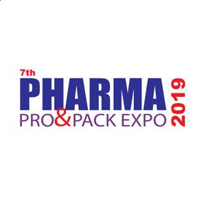 Exhibition Pharma Pro&Pack Expo 2019